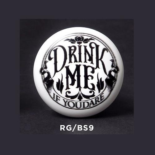 Drink Me Bottle Stopper