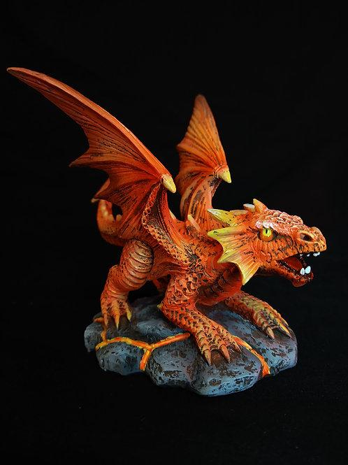 Anne Stokes Fire Dragon Wyrmling