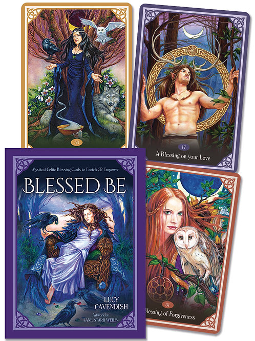 Blessed Be Tarot