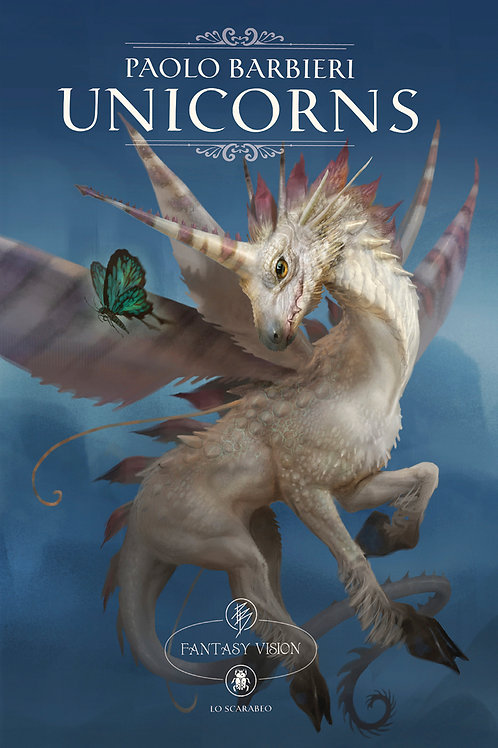Unicorns: Barbieri Fantasy Visions by Paulo Barbieri