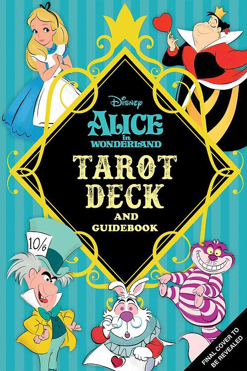 PRE-ORDER ONLY Alice in Wonderland Tarot Deck