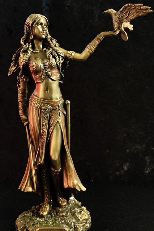 Morrigan, Celtic Goddess of Birth, Battle and Death