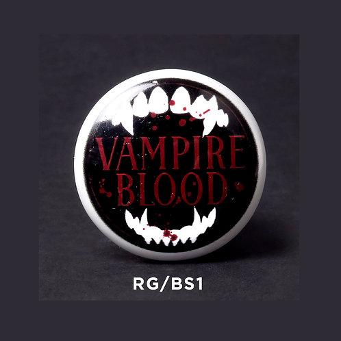 Vampire Blood Bottle Stopper