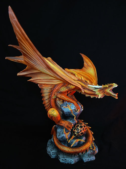 Anne Stokes Adult Fire Dragon