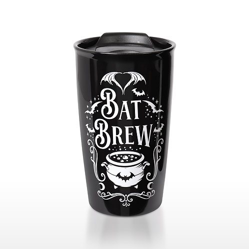 Double Walled Mug: Bat Brew