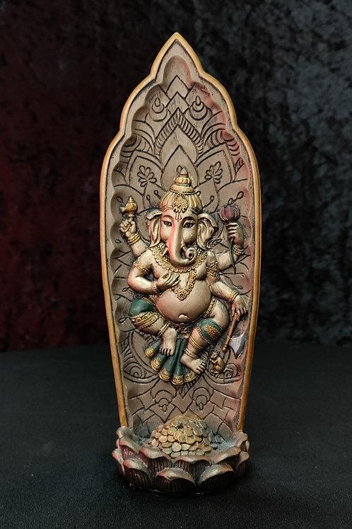 Ganesh Fountain Style Incense Burner