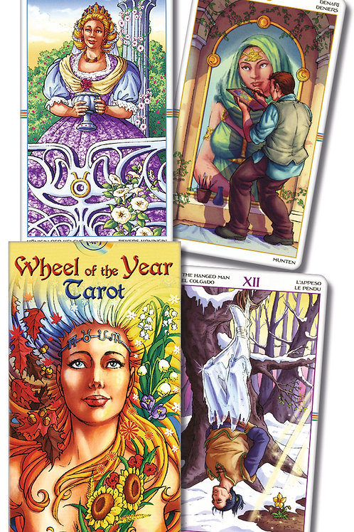 Wheel of the Yeah Tarot