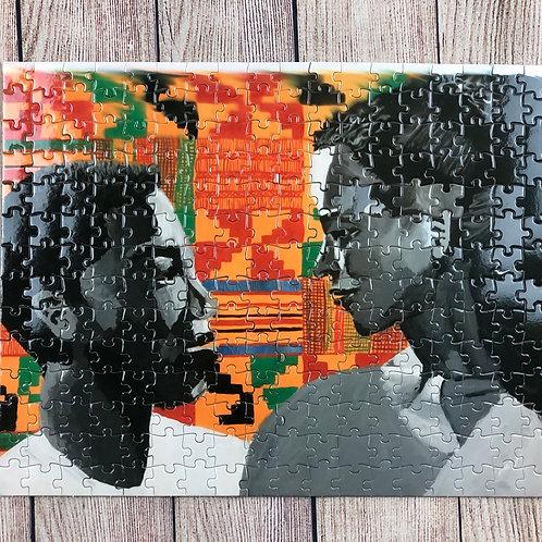 Black Love Matters Puzzle