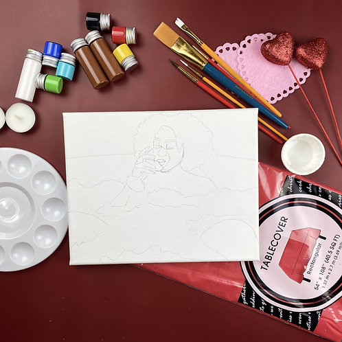 Box of Whimsy Single Ladies Date Night Kit