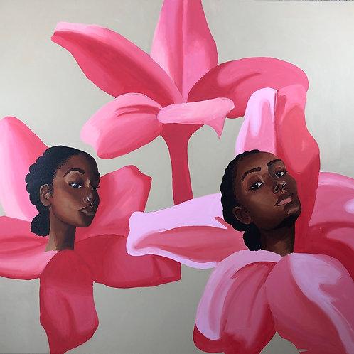 Blooming Ladies