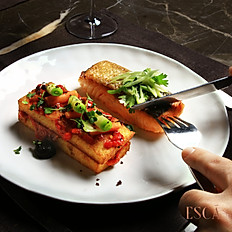 PAN - SEARED SALMON FILET