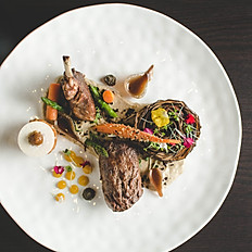 Australian Lamb Chops