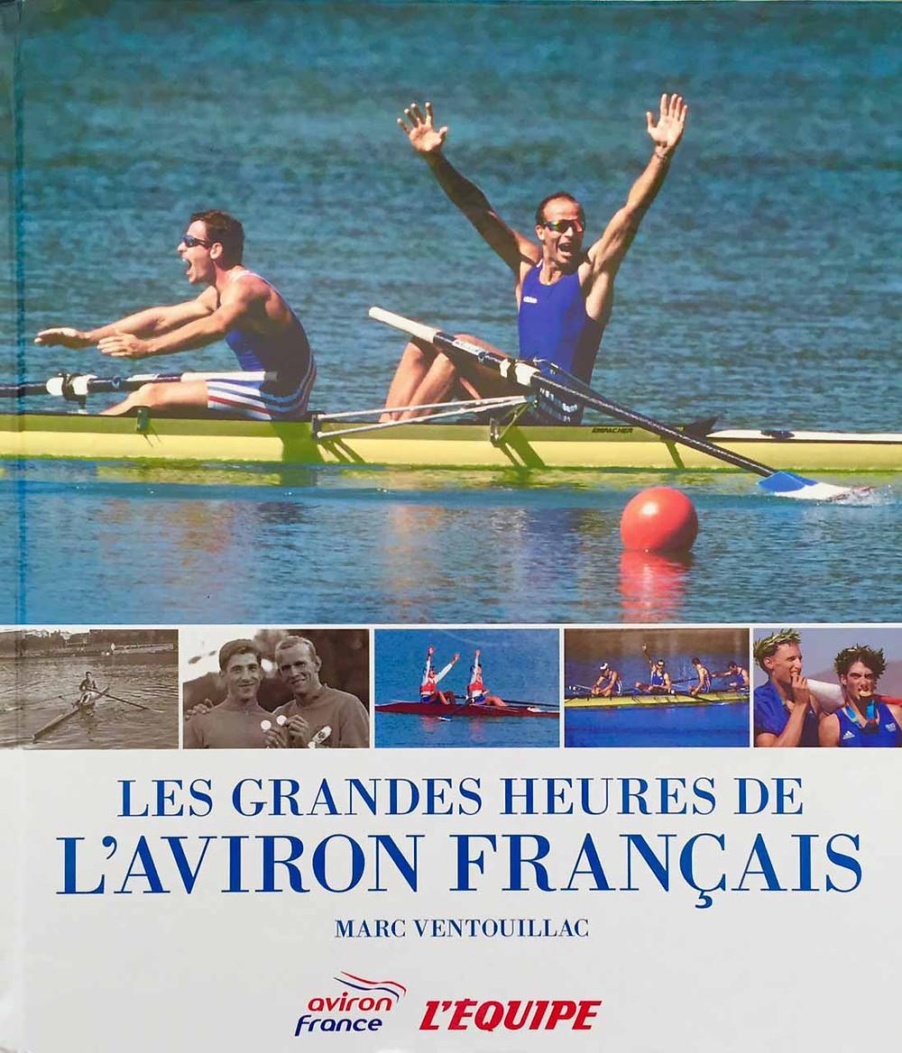 Marc Ventouillac, journaliste spécialiste de l'aviron dans le journal L'Equipe, s'est appuyé sur la Fédération Française d'Aviron et sur Charles Imbert, éminent international dans les années 1970 et ancien cadre technique national, pour nous faire aimer son livre.