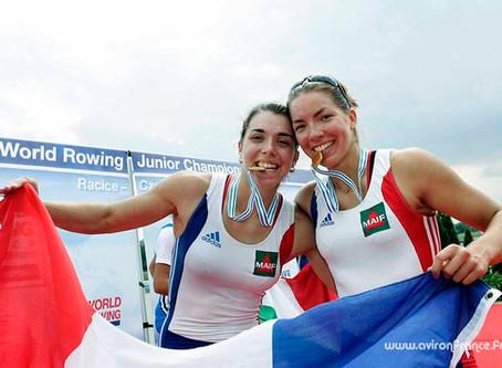 2011-Argent et Bronze pour l'équipe de France aux mondiaux juniors