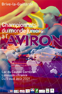 Le championnat du monde junior 2009