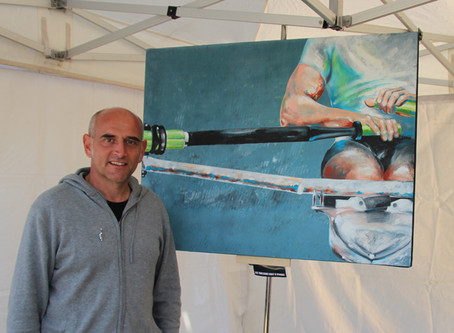 L'aviron tout un art… l'histoire d'une rencontre inédite