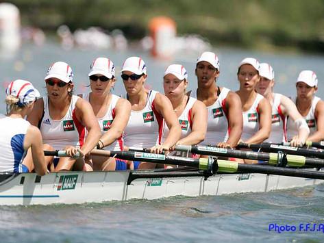 2009-Mondial -23 ans - Deux médailles pour nos rameurs