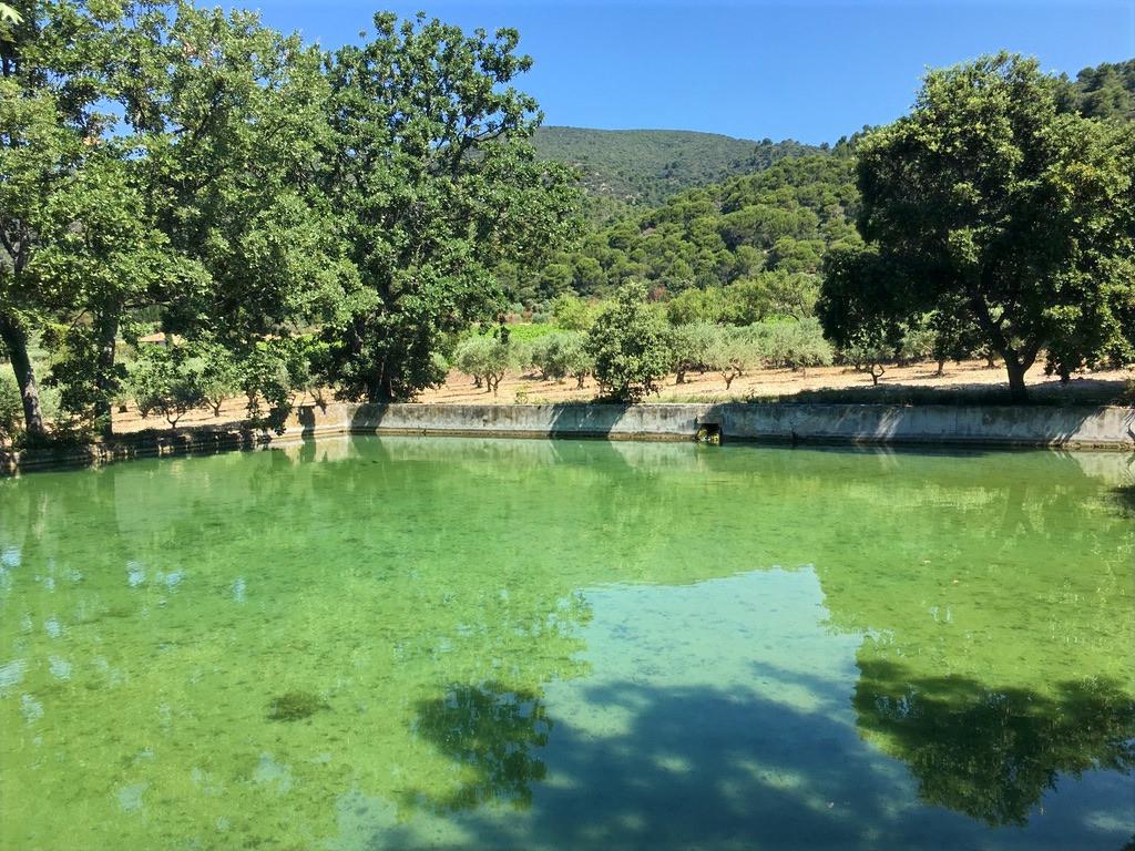 Le Bassin / barrage