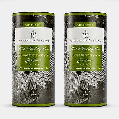 Grande Cuvée Gerbaud AOP Provence Extra Virgin Olive Oil 3L