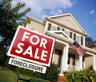 Foreclosure Activity - First Half of 2018