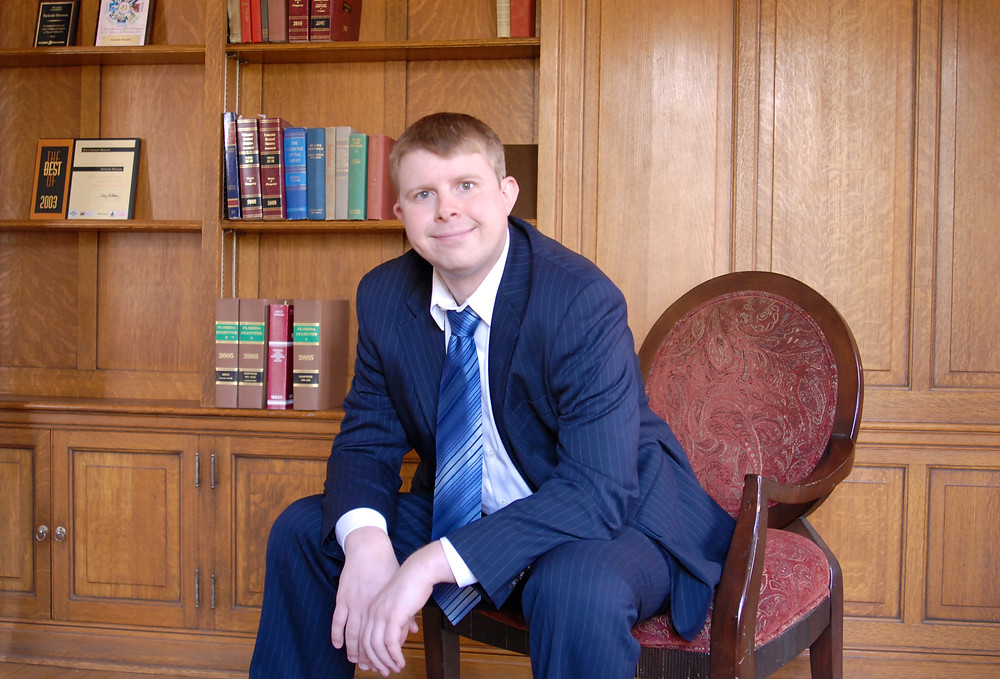 Tax relief lawyer Tyler Murray, Denver