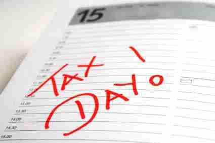 It's Tax Day