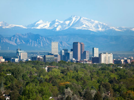 Colorado Springs And Denver #2 And #3 On Best Places To Live List