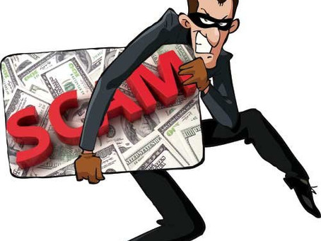 IRS Warns Tax Payers of Scams