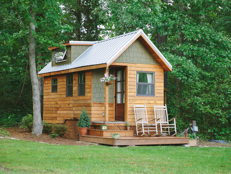 The Tiny Home Real Estate Movement