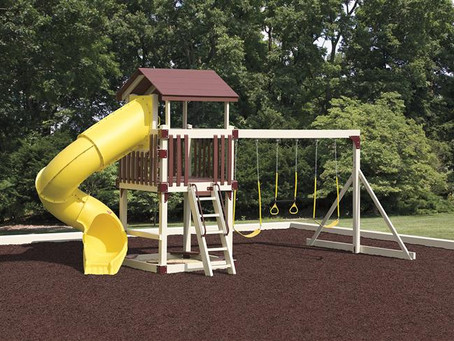 HOA Loses Battle Over Childrens' Play Set Color