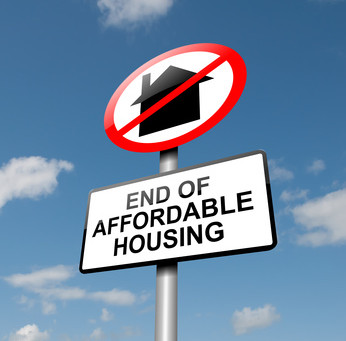 Real Estate & Housing Affordability Slipping Out Of Reach
