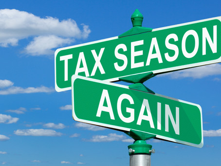 It's Tax Season & There Are New Tax Laws- Why Choose An Experienced Tax Attorney?