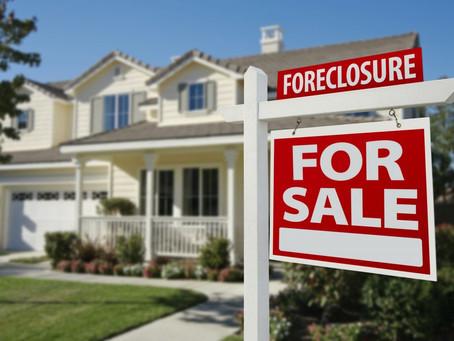 Foreclosure Activity Rises, Despite Housing Gains