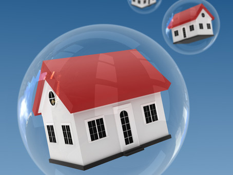 Signs The Real Estate Bubble Is About To Burst- Again