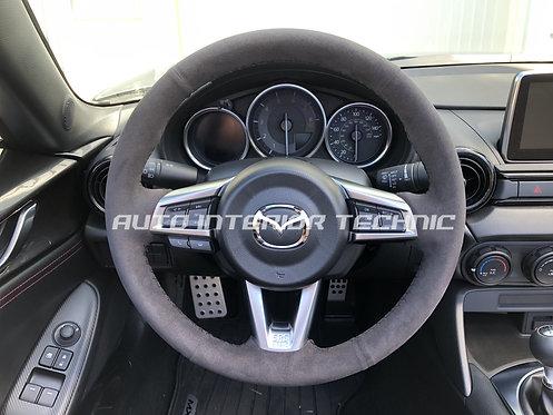 16+ ND Miata Steering Wheel Wrap