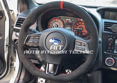 15+ WRX/STI Steering Wheel Wrap