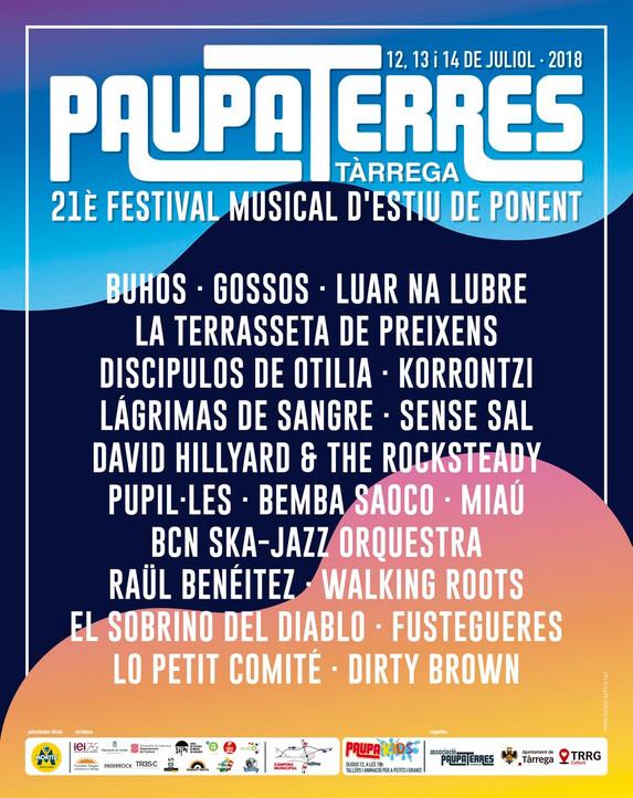 Paupaterres 2018
