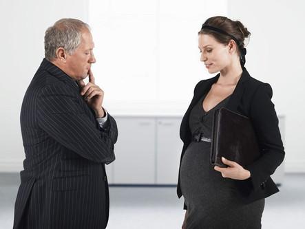 Права беременных на работе.