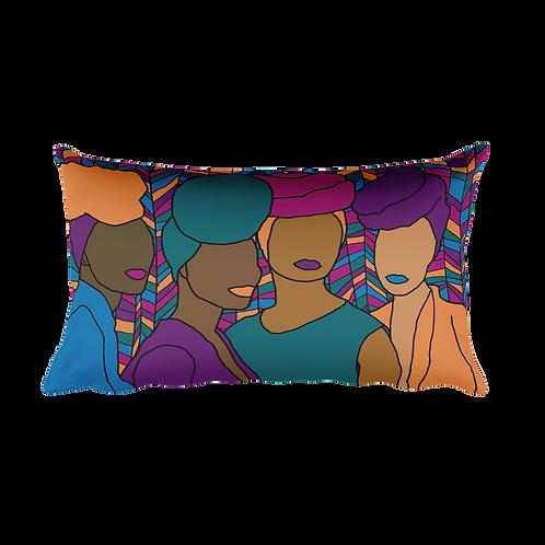 Wrap Queens Pillow