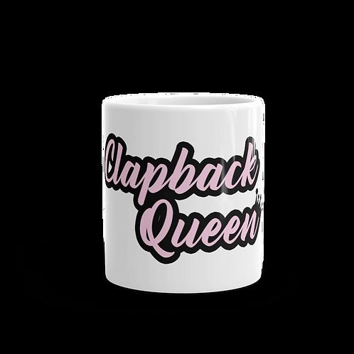 Clapback Queen - Mug