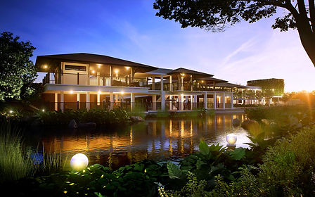 The Glades Exterior View