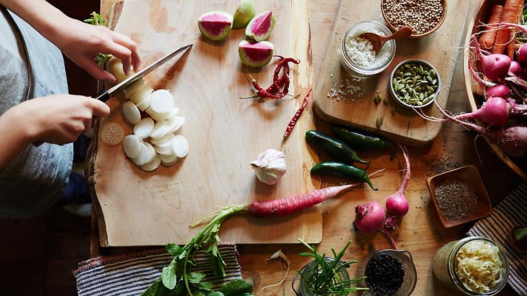 BASEL: Fermentation Basics inkl. fermentierte Jause