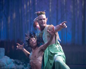 A Midsummer Night's Dream at Pennyslvania Shakespeare Festival