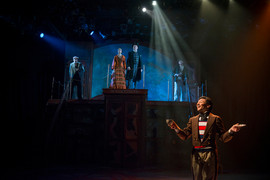Around the World in 80 Days at The Hangar Theater