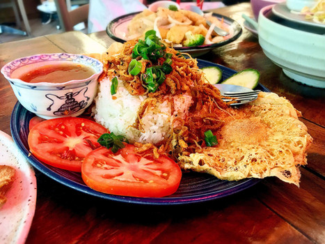 Saigonese Broken Rice