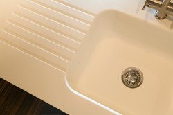 Groved Drainboard