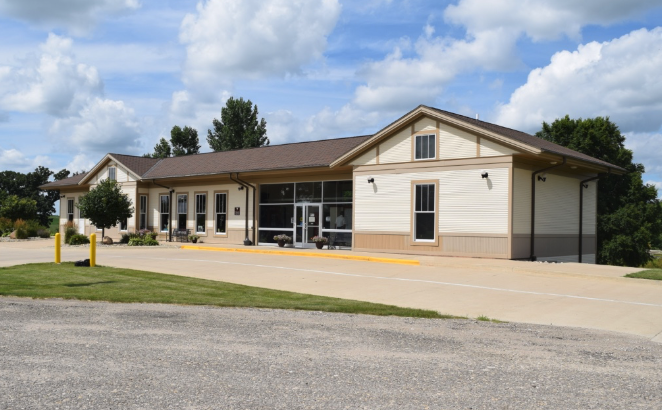 Gateway to NE Iowa Welcome Center