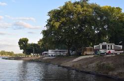 Campground - Lake View