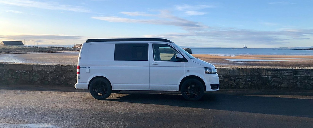 Fife Campers - Campervan conversions and services