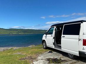 Campervan Holidays Gaining in Popularity!